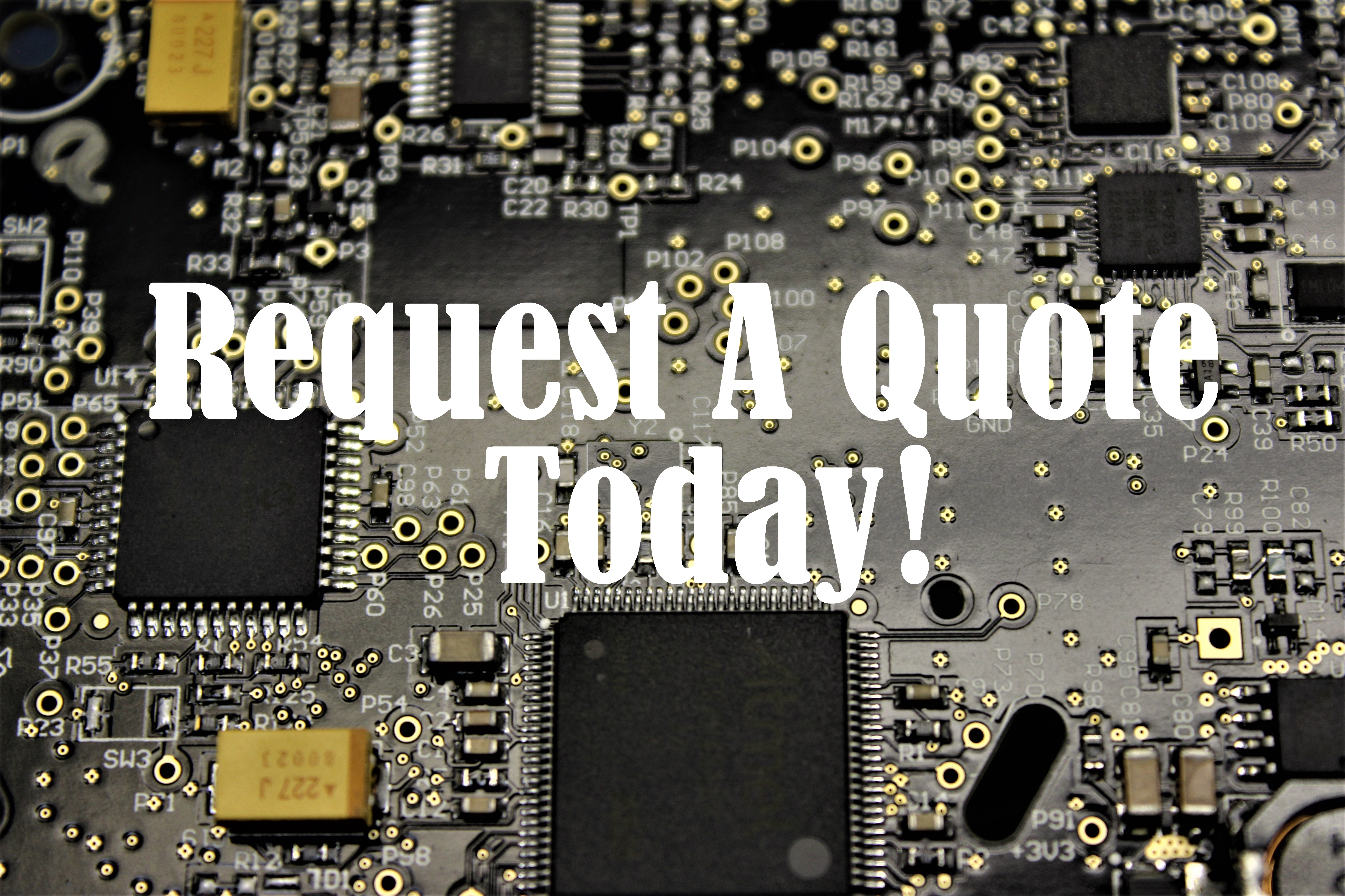 PCB Request a Quote